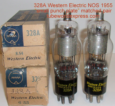 (!!) (#1 328A Pair) 328A Western Electric