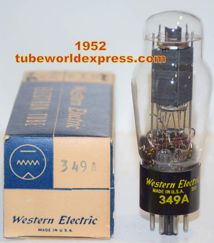 (Best 349A Single) 349A Western Electric