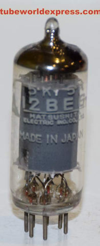 12BE6 Matsushita Japan like new (2.2ma Gm=1300)