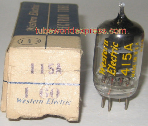 415A Western Electric NOS 1960 (1 in stock)
