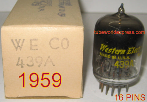 439A Western Electric NOS 1959 (5 in stock)