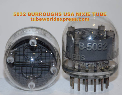 B-5032 Burroughs used 1960's (2 in stock)
