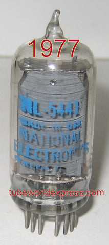 5441 National Nixie tube used 1977 (16 pins) (1 in stock)
