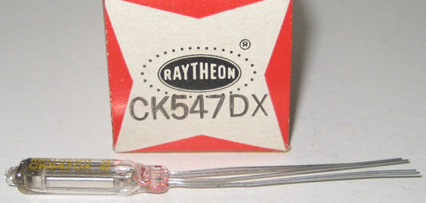 547DX Raytheon NOS (3 in stock)