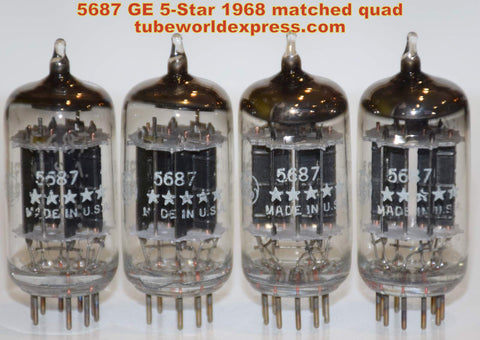 (!!!!!) (~ Recommended Quad ~) 5687 GE