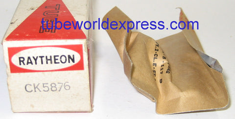 5876 Raytheon NOS 1960's (2 in stock)