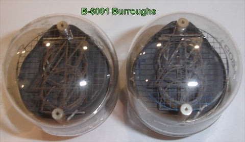 8423=B-6091 Burroughs Nixie Tube (0 in stock)