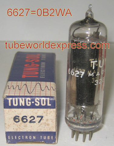 6627=0B2WA Tungsol Chatham NOS 1950's (0 in stock)