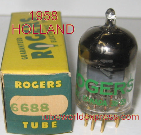 (!) (#1 6688 Single) 6688=E180F Rogers Holland NOS