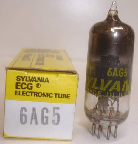 6AG5 NOS 1951-1970 (14 in stock) tested on Amplitrex