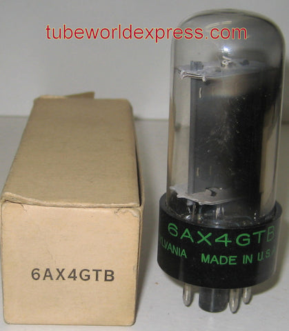 6AX4GTB US Brands NOS (6 in stock)