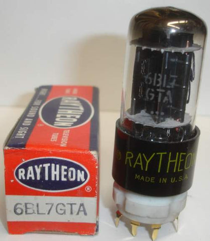 (!!) (Recommended) 6BL7GTA GE rebranded Raytheon