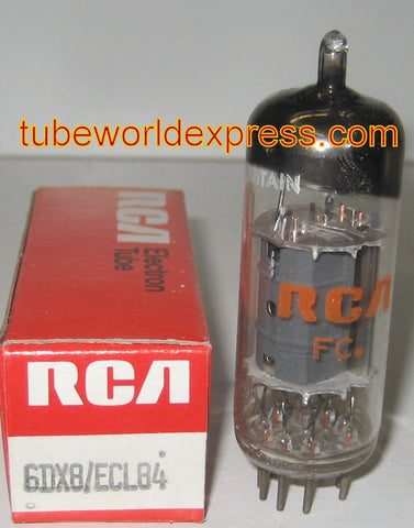 6DX8=ECL84 RCA JAPAN (0 in stock) (Shindo)