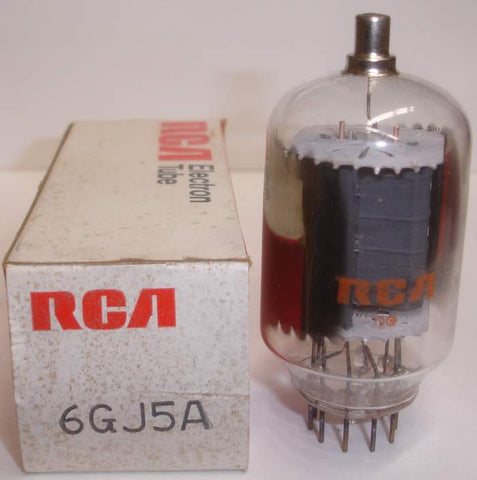 6GJ5A RCA NOS (4 in stock)