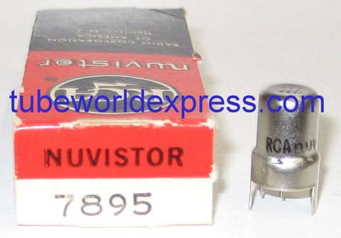 7895 RCA nuvistor NOS 1950's (1 in stock)