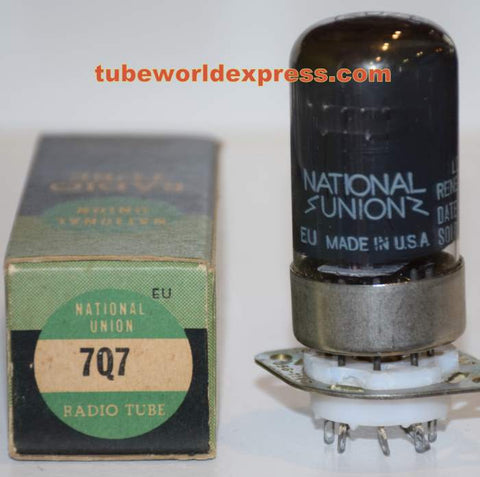 7Q7 National Union NOS (3 in stock)
