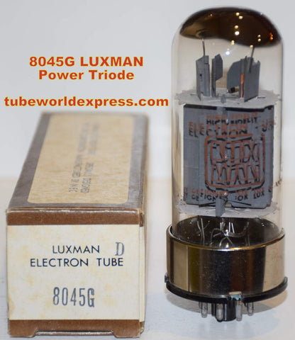 8045G Lux Japan made by NEC used/good/75% 1960's (60ma)