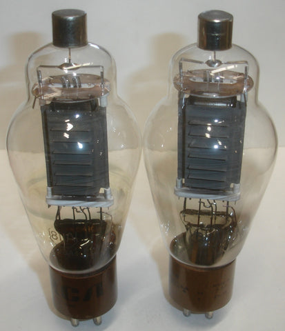 (BEST VALUE) 811A RCA used/very good 1963 and 1971 same build (1 pair)