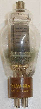 812A RCA branded Sylvania used 1950's (78/56)