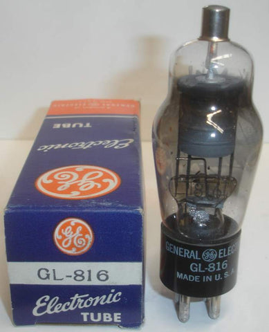 816 GE like new original box 1957