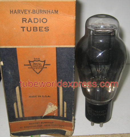 81 ST-19 Harvey Burnam by RCA NOS engraved base 1940's (54/40)