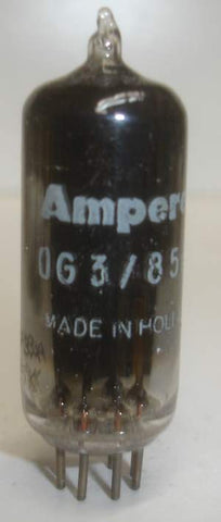 85A2=0G3 Amperex Holland used/good 1960's (8 in stock)