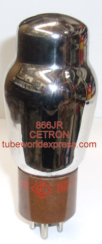 866Jr Cetron USA brown base NOS 1960's in white box