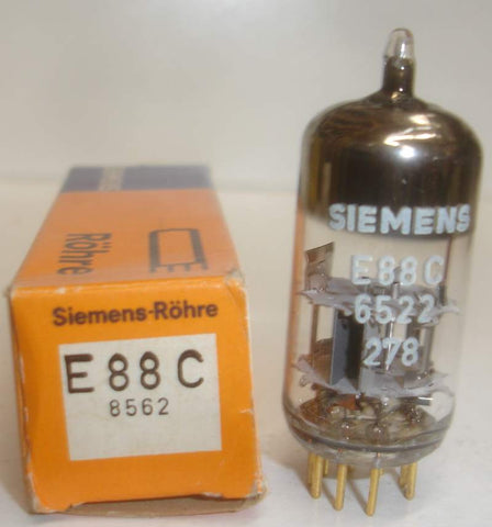 E88C=6DL4=6522 Siemens Germany NOS 1978 (12ma)
