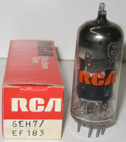 6EH7=EF183 RCA Canada NOS (5 in stock)