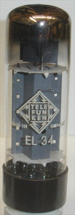 EL34 Telefunken Germany 1967-1971 (reference picture)