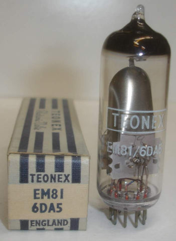EM81 Teonex Russian made NOS 1960's (3 in stock)
