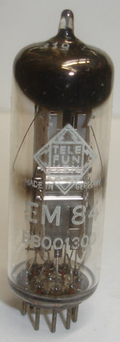 EM84=6FGG Telefunken used/good eye 1960's
