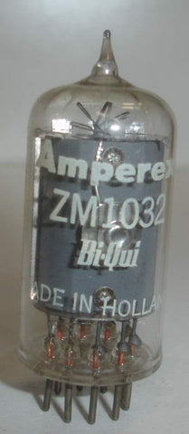 ZM1032 Amperex Holland nixie tube used (7 in stock)