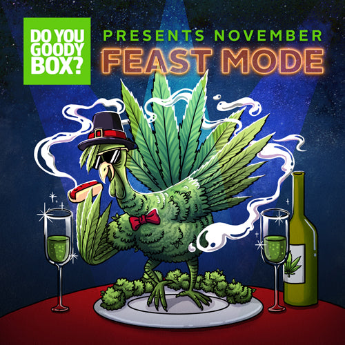 NOVEMBER'S FEAST MODE GOODY BOX (ONE-TIME GIFT)