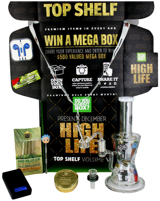 HIGH LIFE VOLUME V TOP SHELF
