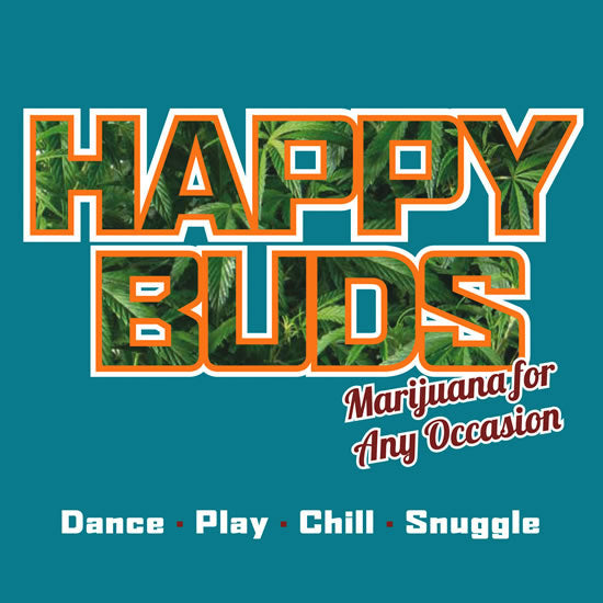 HAPPY BUDS BOOK