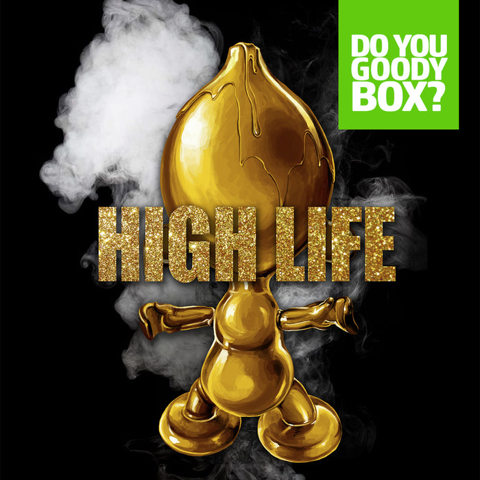 HIGH LIFE STICKER