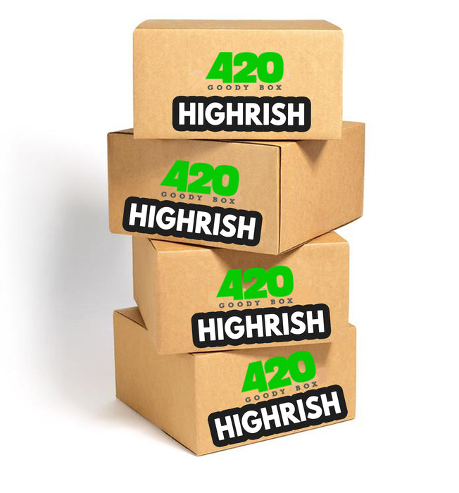 HIGHRISH GOODY BOX (one-time gift)