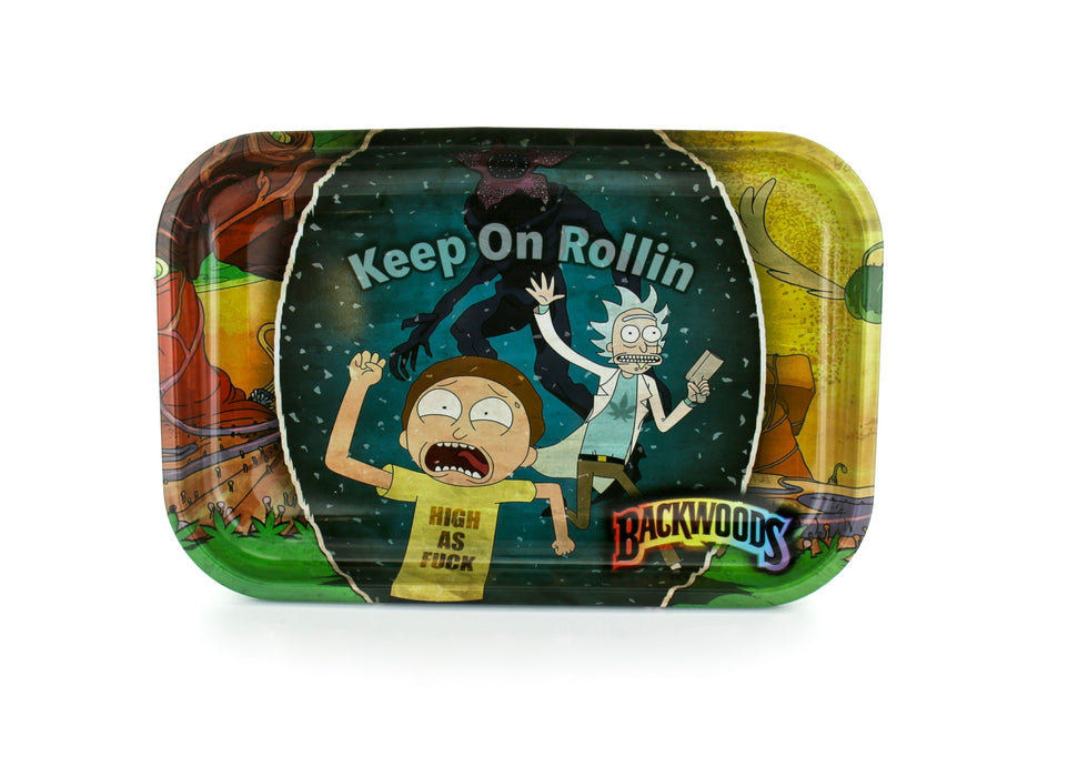KEEP ON ROLLING TRAY