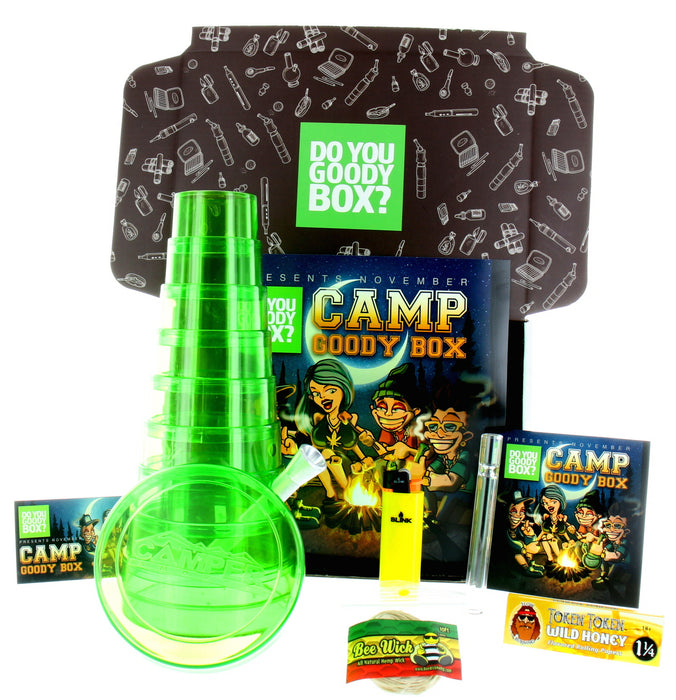 CAMP GOODY BOX