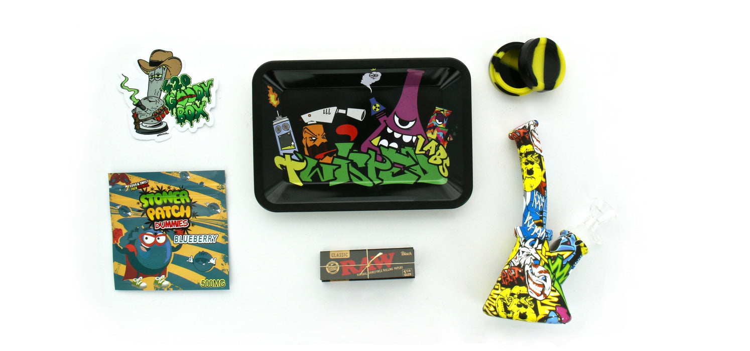 STREET ART PARTY PACK 2.0
