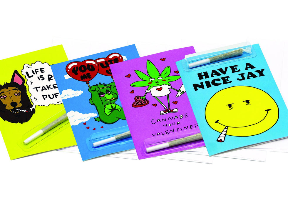 POT GREETING CARD