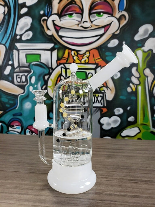 KINETIC GLASS WATER PIPE