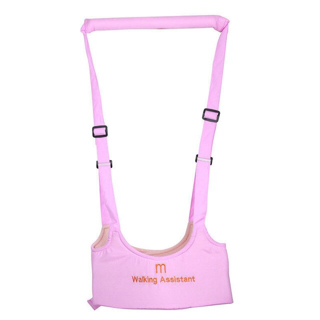 2020 New Brand Cute Baby Toddler Walk Toddler Safety Harness Assistant Walk Learning Walking Baby Walk Assistant Belt