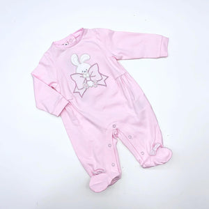 iDO girls Baby Pink Baby Grow box set