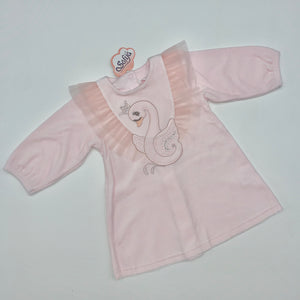 Sofija Girls Pink Jasmina Dress