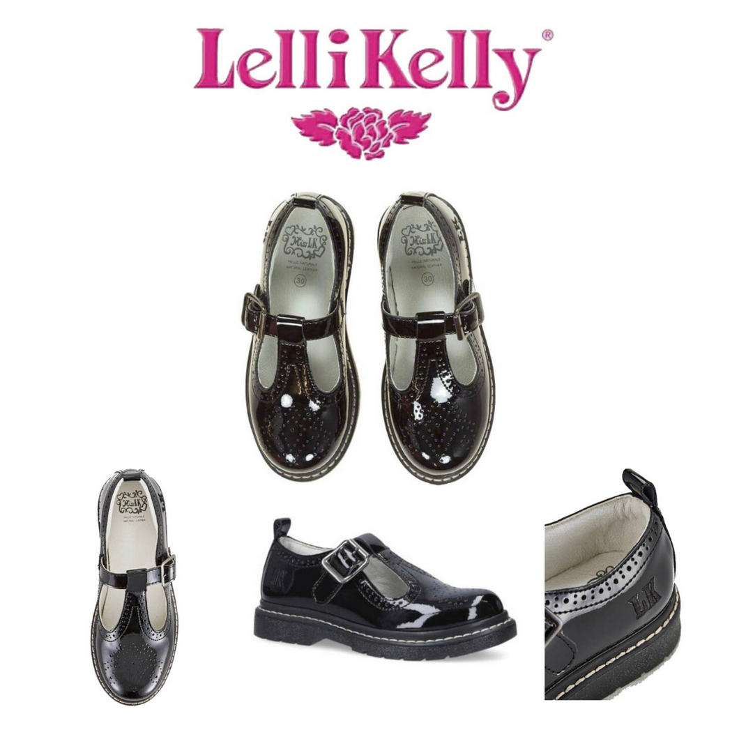 Lelli Kelly Meryl T - Bar School Shoes