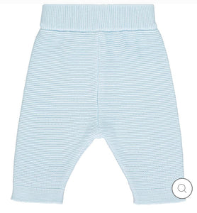 Emile et Rose blue knitted boys suit Wilkie 6461PB