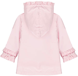 Little A 'Jaydn' Rose Button Jacket LS21200 PRE ORDER