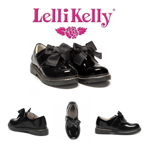 Lelli Kelly Irene School Shoes